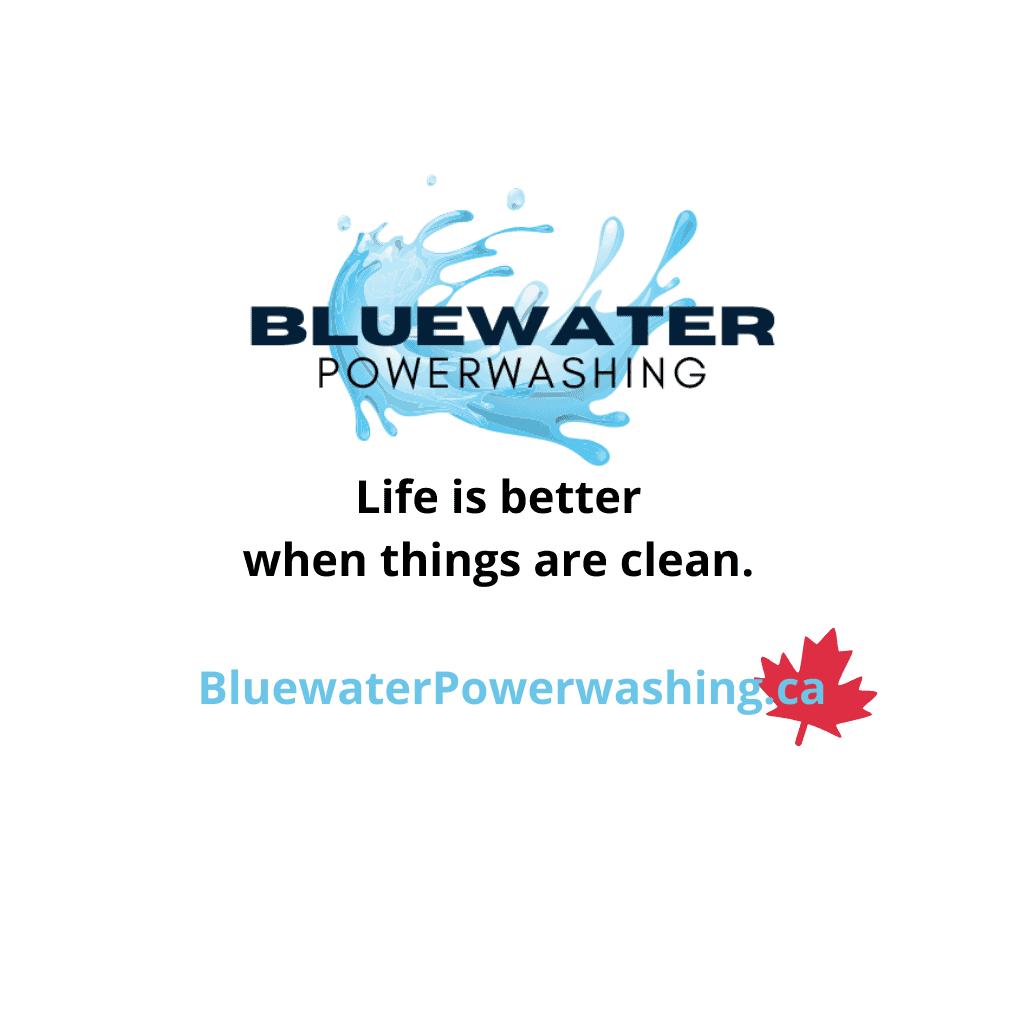 Bluewater Powerwashing Canada
